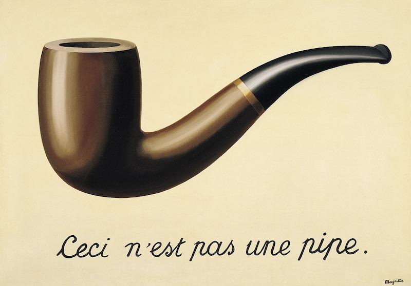 pas une pipe